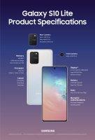 Galaxy S10 Lite и Galaxy Note10 Lite поступили в продажу в России