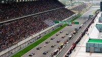 Китайский этап Формулы-1 перенесли из-за коронавируса
