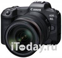 Canon разработала профессиональную беззеркальную фотокамеру EOS R5