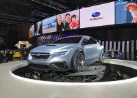 Новая Subaru WRX STI может получить 400-сильный мотор
