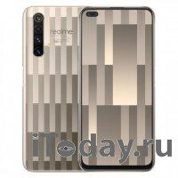 Названа дата старта продаж смартфона realme X50 Master Edition