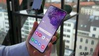 Samsung Display представила OLED дисплей, оптимизированный для 5G смартфонов