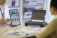Canon показала свой новый принтер для мобильной печати – PIXMA TR150