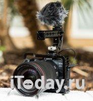 Canon раскрывает новые подробности о своей камере EOS R5