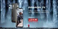 Защищенный смартфон Ulefone Armor 7E готовится к выходу в продажу