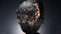 Представлены умные часы Tissot T-Touch Connect Solar