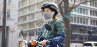 Panasonic разработала «умную» маску для любителей дышать чистым воздухом