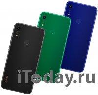 На российский рынок выходит новый смартфон HONOR 8A Prime