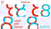 Официально: линейку OnePlus 8 представят 14 апреля