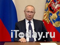 Путин продлил режим самоизоляции в РФ до 30 апреля