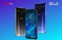 TCL представила смартфоны TCL 10L, TCL 10 Pro и TCL 10 5G