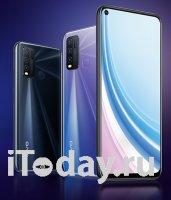 VIVO выпускает очередной смартфон – VIVO Y50