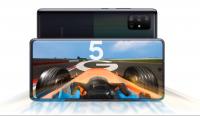 Samsung представил смартфоны Galaxy A71 5G и A51 5G