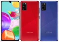 Samsung представила глобальную версию Galaxy A41