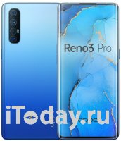 В России стартуют продажи смартфона OPPO Reno3 Pro
