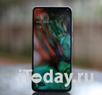 При обновлении смартфона Galaxy A70 до Android 10возможна аппаратная ошибка