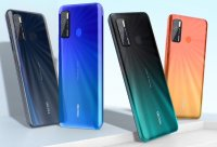 TECNO SPARK 5 – недорогой смартфон с квадрокамерой и ёмким аккумулятором