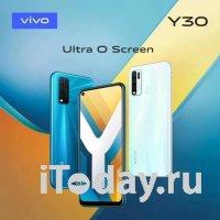 Vivo Y30 — новая бюджетная альтернатива модели Y50
