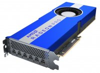 AMD анонсировала видеокарту Radeon Pro VII