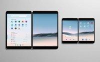 Стали известны характеристики двухэкранного смартфона Microsoft Surface Duo