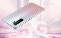 Представлен смартфон Huawei P40 Lite 5G