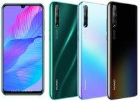 Качественные рендеры смартфона Huawei P Smart S