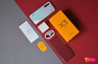 Изображения и характеристики смартфона realme X3 SuperZoom