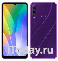 В России представлены новые смартфоны Huawei – Y5p, Y6p и Y8p