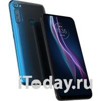 Стали известны подробности о смартфонах среднего сегмента Motorola One Fusion и One Fusion+