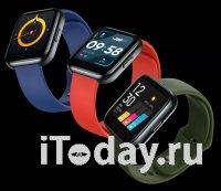 Представлены «умные» часы Realme Watch