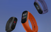 Xiaomi представила NFC-версию браслета Mi Band 4