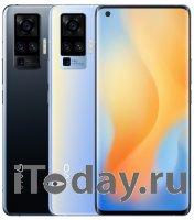 VIVO анонсировала новую линейку 5G смартфонов – VIVO X50