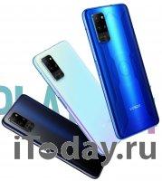 Huawei анонсировала новую линейку игровых смартфонов – Honor Play4 с поддержкой 5G сетей