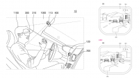 Samsung патентует автомобильную навигацию с помощью дополненной реальности