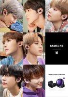 Samsung готовит выход наушников Galaxy Buds+ в версии BTS-Edition