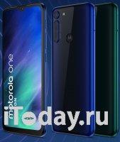 Состоялся анонс очередного смартфона Motorola – One Fusion