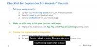Google может выпустить Android 11 через два месяца, 8 сентября