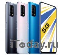 В Китае представлен недорогой и производительный смартфон iQOO Z1x 5G