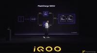 iQOO представила быструю зарядку мощностью 120 Ватт