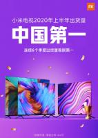 Xiaomi лидирует на китайском рынке Smart TV