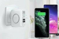 InfinaCore представила повербанк Pandora Portable Power с возможностью одновременной зарядки четырех устройств