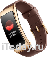 Huawei обновила свое портфолио браслет-гарнитур новой моделью – TalkBand B6