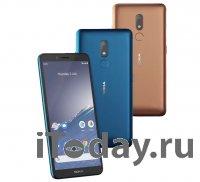 Nokia C3 — новый бюджетный смартфон HMD Global
