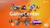 Huawei представляет GameCenter