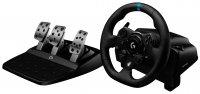 Logitech G923 – руль и педали с поддержкой системы TRUEFORCE для ПК и игровых консолей