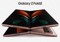 Samsung представила новый сгибаемый смартфон Galaxy Z Fold2 5G
