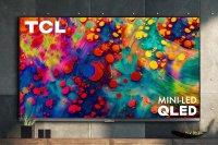 TCL выпустила серию телевизоров с панелями QLED 120 Гц и подсветкой mini-LED