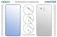 OPPO патентует смартфон с технологией Li-Fi, которая в 100 раз быстрее Wi-Fi