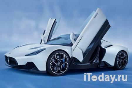 Имидж — все: Maserati представила новое суперкупе