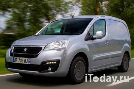 Старый конь: Peugeot выпустит в России фургон 2008 года